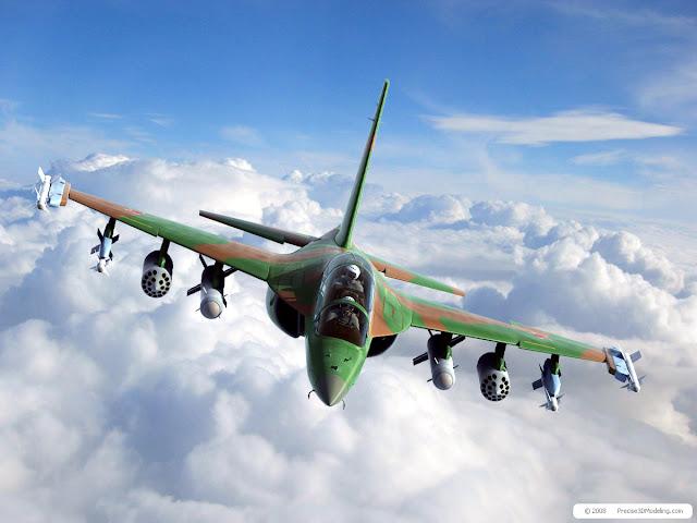 ¿Yak-130, avión ruso con inteligencia artificial?