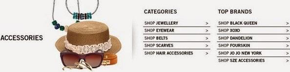 Accessories Yang Stylish Online, zalora