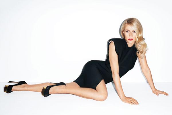 Gwyneth Paltrow In Harpers Bazaar Fashion Daydreams Uk