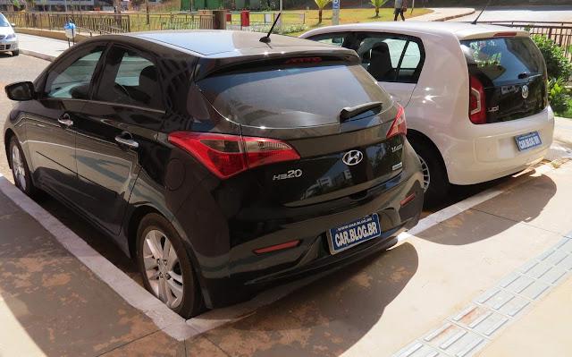 Hyundai Hb20 1.6 x Volkswagen Up! TSi