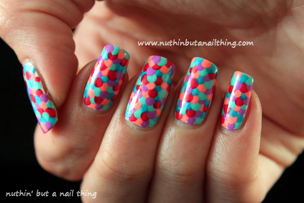 Nuthin but a nail thing fishscale nail tutorial fishscale nail tutorial fishscale nail tutorial prinsesfo Choice Image