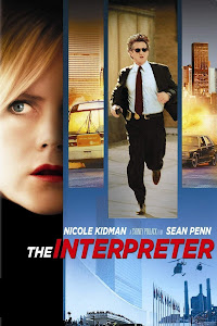 Poster Of The Interpreter (2005) In Hindi English Dual Audio 300MB Compressed Small Size Pc Movie Free Download Only At World4ufree.Org