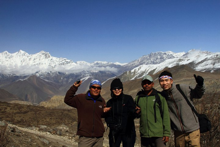 Wonderful Jomsome and Muktinatah Trek