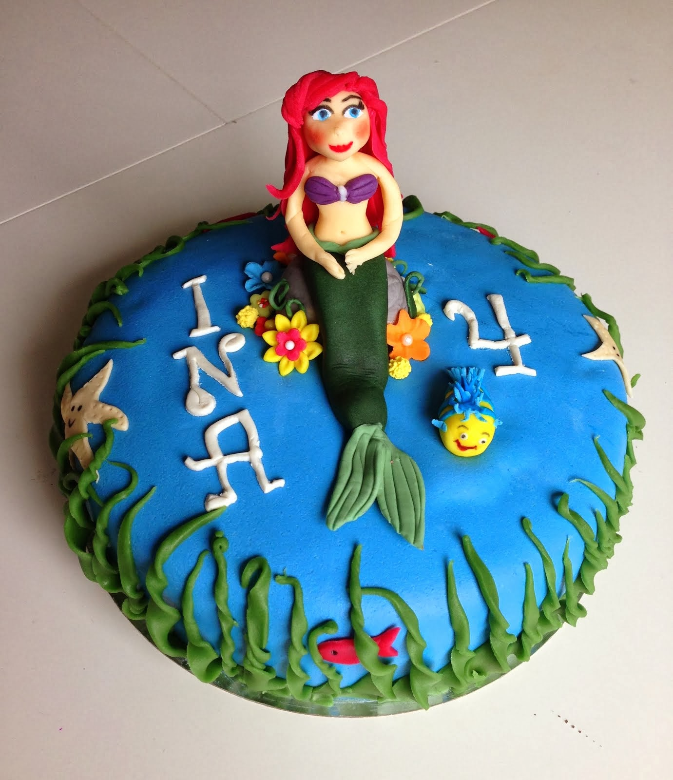 Lilla sjöjungfrun Ariel