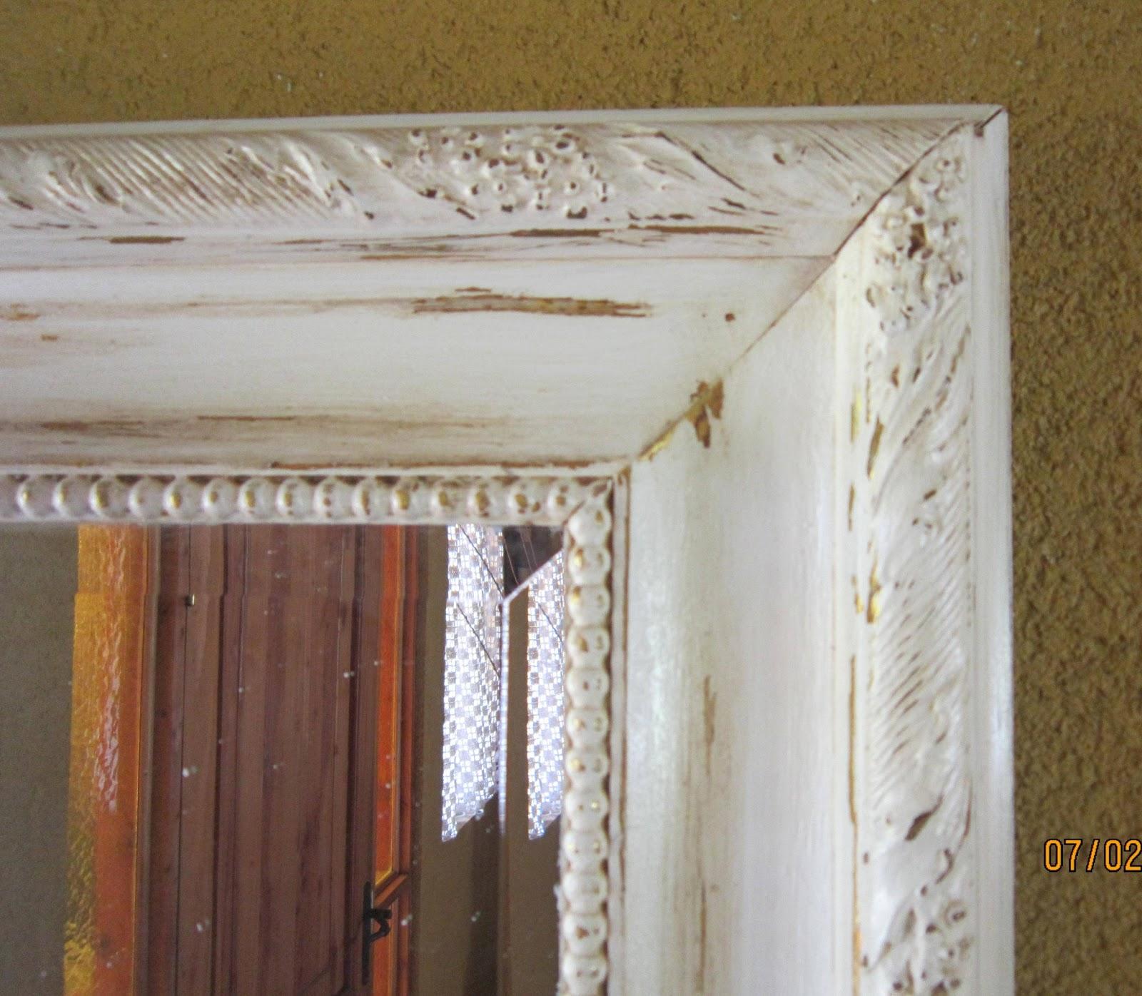 Muebles Antiguos Restaurados : Decapados un estilo diferente espejos restaurados