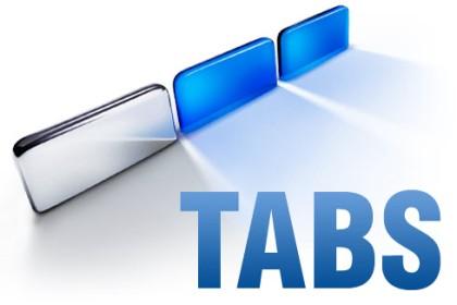 [教學]讓 Blogger 側邊欄有個簡易安裝的分頁(TAB)功能__(1) 安裝 HTML 小工具