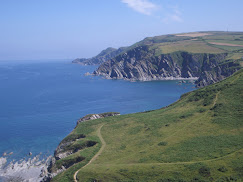 West Coast Path - North Devon