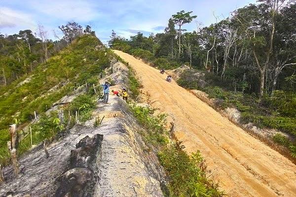 'Galoga' Ngalau Eksotis di Jorong Kabun, Kabupaten Sijunjung
