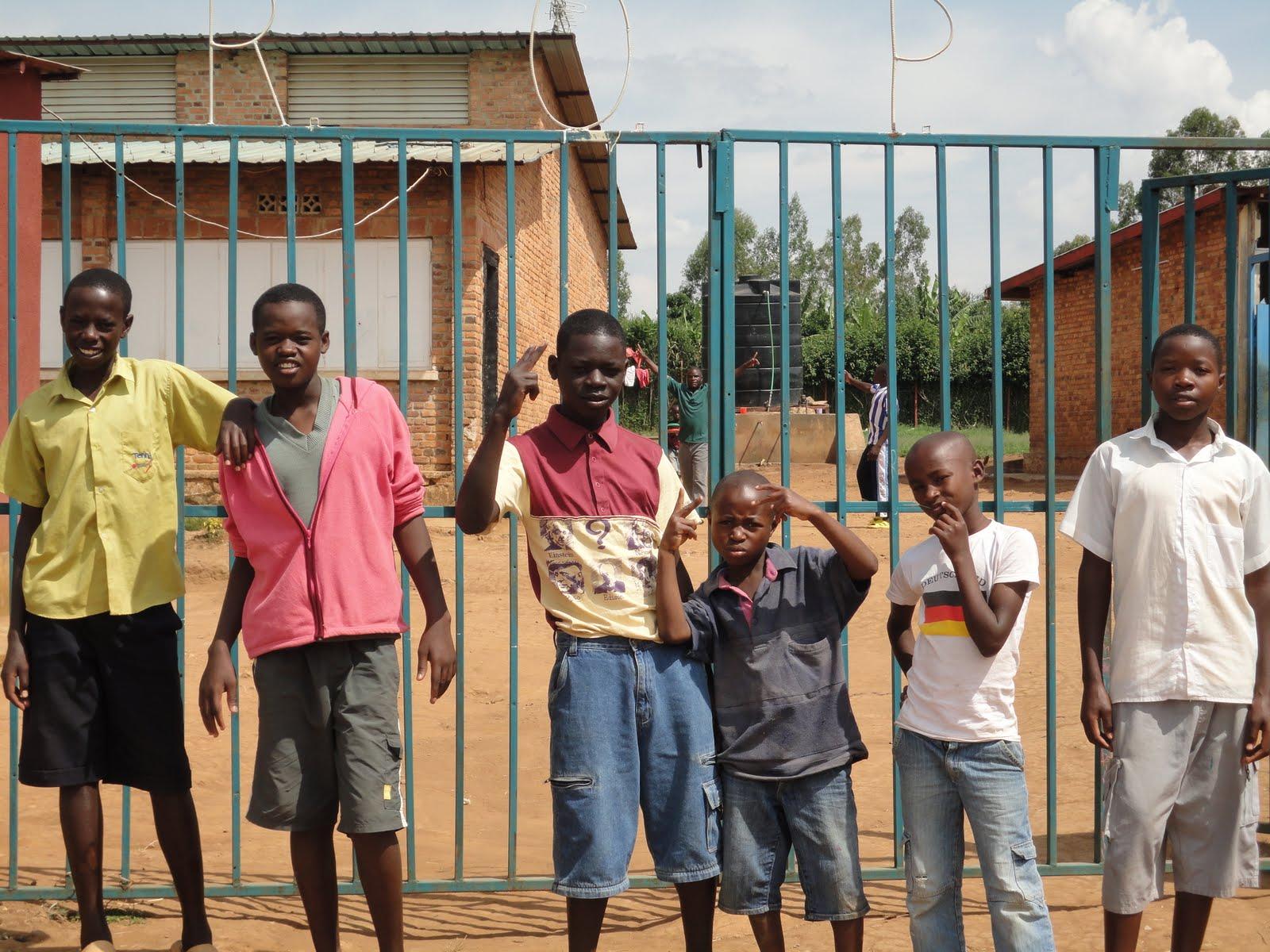 Barbara S Year In Rwanda Rwandan Orphans Project Rop