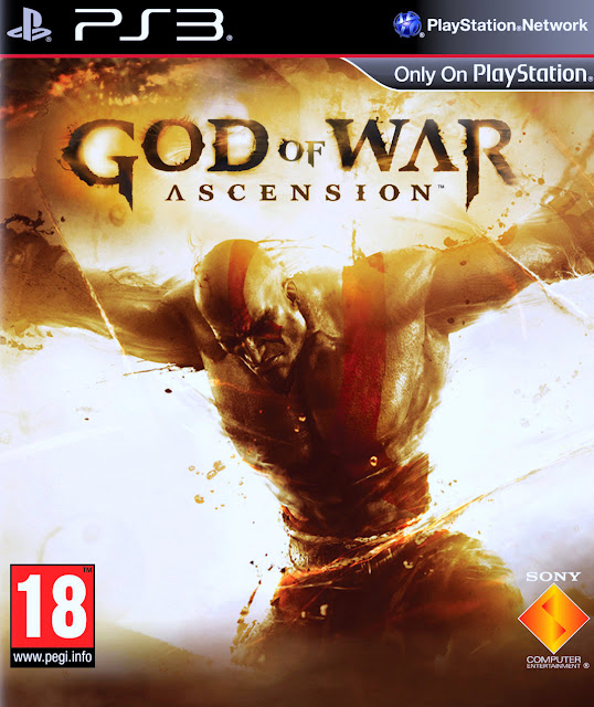 GOD OF WAR 4 ASCENSION