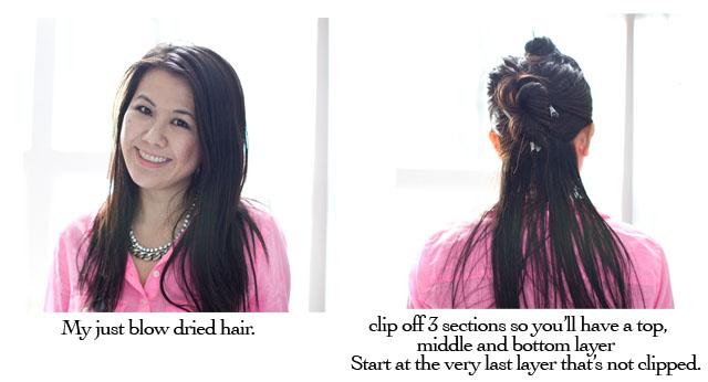 how to make thin hair look voluminous