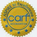 We are carf accredited!