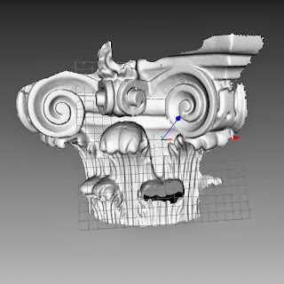 El escáner 3D EVA es perfecto para patrimonio