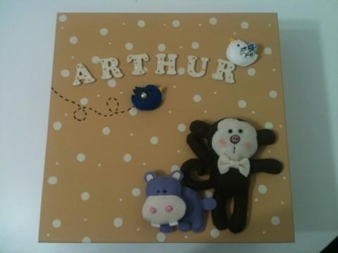 Lembrancinha do Arthur!!