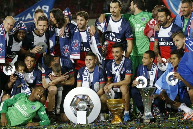 Ligue 1 2014-15 Predictions