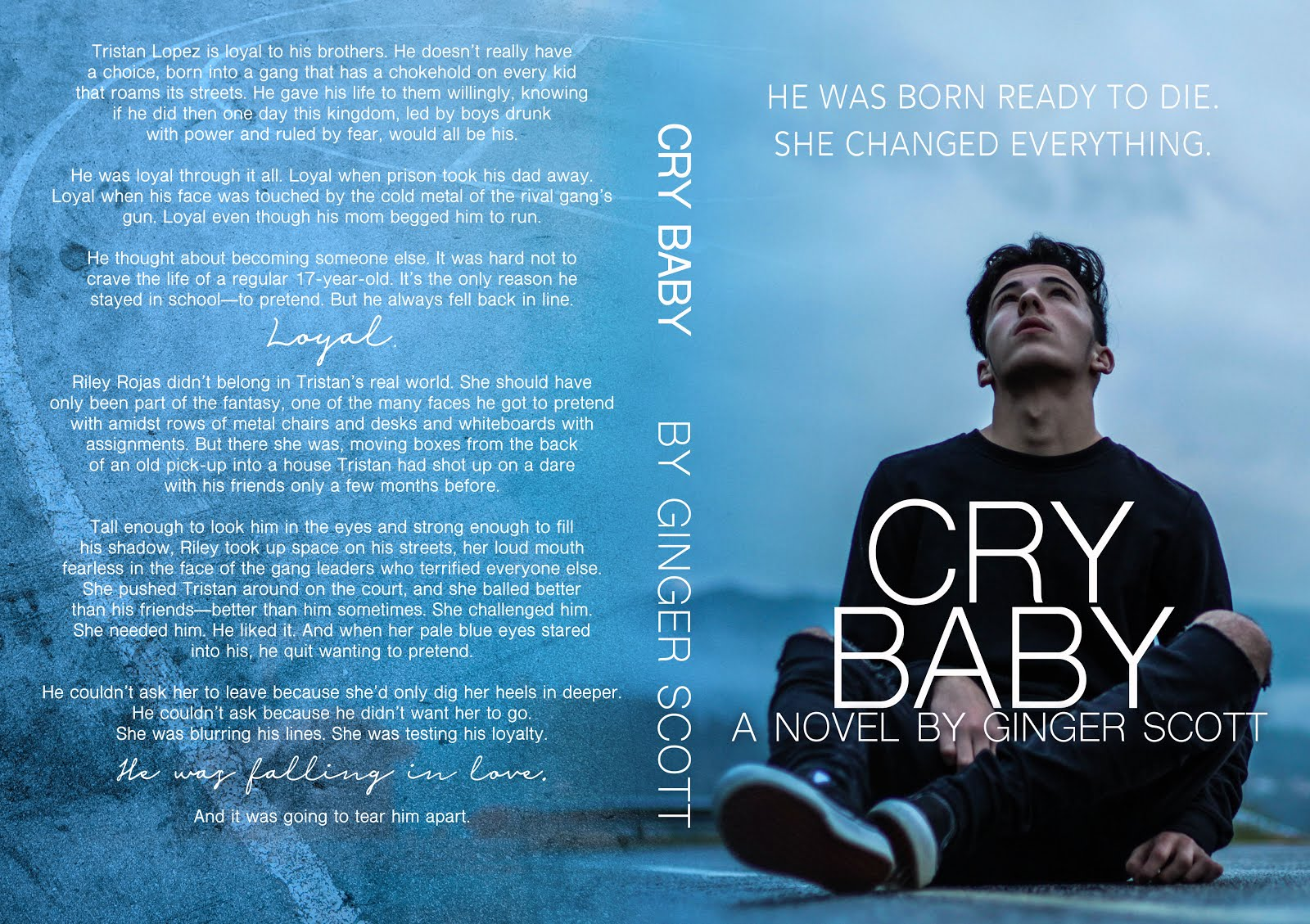 Cry Baby Cover Reveal