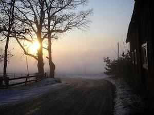 Solens upp- och nedgång!