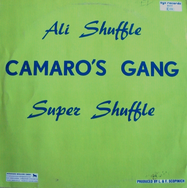 Camaros Gang Ali Shuffle