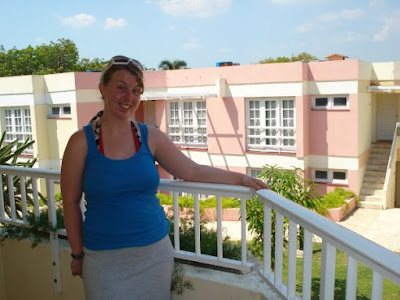 Obese in 2008 - this is me at my highest weight on a trip to Cuba before a paleo diet and P90X