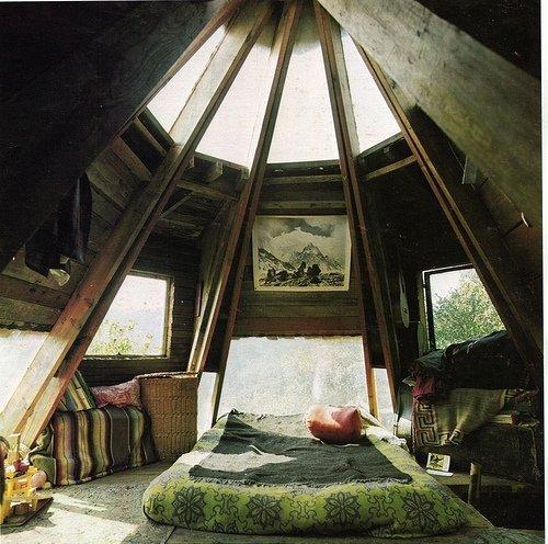 Wooden Bohemian Bedroom Interior Bohemian Interior Bohemian Bedroom