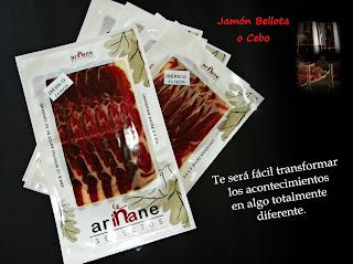 Jamón Ibérico Bellota loncheado Ariñane
