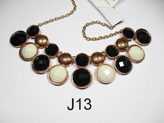kalung aksesoris wanita j13