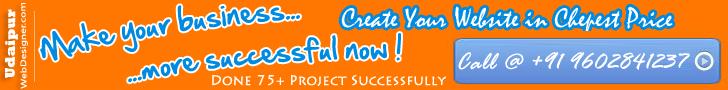 Web Designing Servcies Udaipur