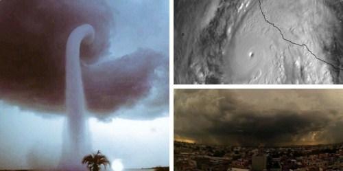 Badai Patricia Meksiko