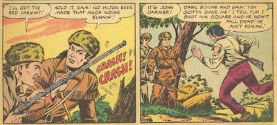 Daniel Boone 4 'Master of Magic'