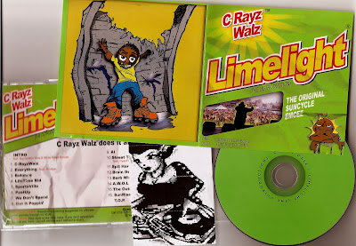 C-Rayz_Walz-Limelight_(The_Outroduction)-Limited_Edition_CD-2003-GCP_INT