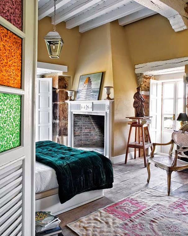 inspiring interiors/lulu klein