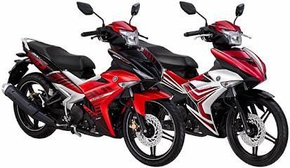Pilihan Warna Yamaha MX King 150 dan Jupiter MX 150 Terbaru 2015