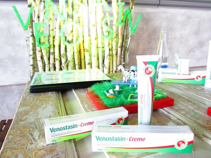 Yupik Infodays 2015 - Baden-Baden - Venostasin Venen Produkte