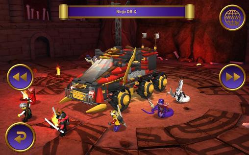 LEGO® Ninjago Tournament Screenshot Apk