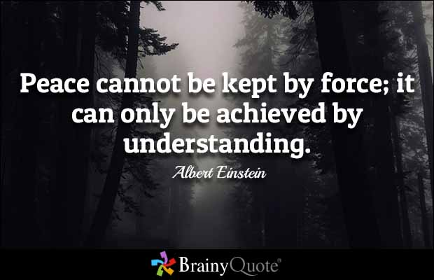 Einstein on Understanding