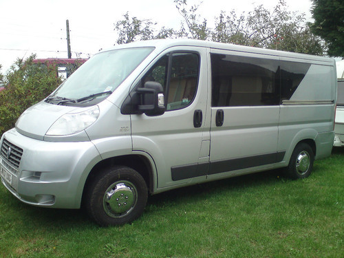 ebay scam hunter fiat ducato camper van 2007. Black Bedroom Furniture Sets. Home Design Ideas