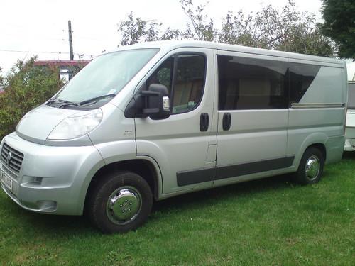 Ebay scam hunter fiat ducato camper van 2007 for Fiat ducato camper ausbau