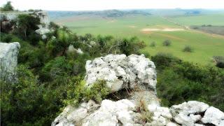 Visão a Partir do Alto do Cerro do Tigre