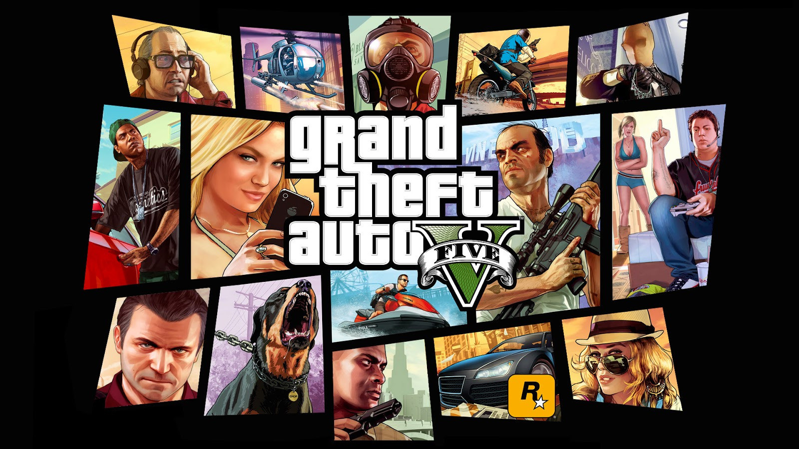 V - Requisitos Oficiais do GTA V PC