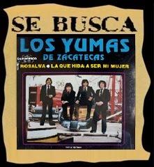 LOS YUMAS DE ZACATECAS