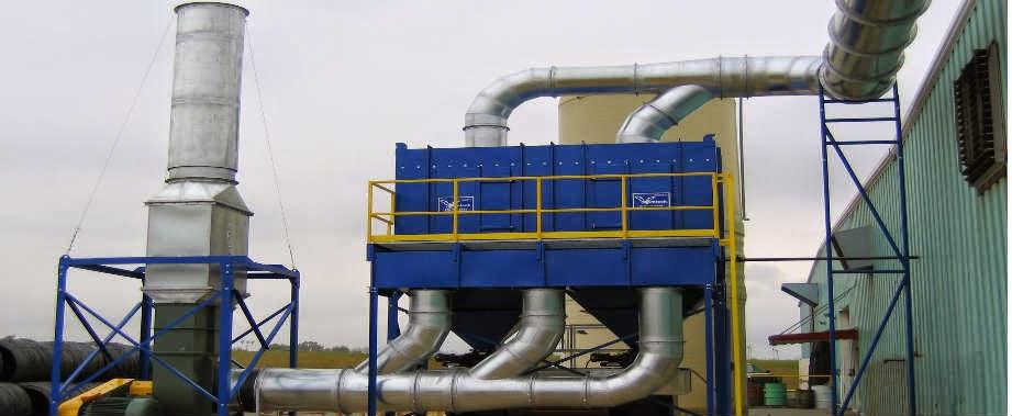 Kết quả hình ảnh cho xử lý khí thải