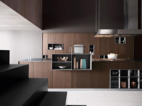 Cocina Contemporánea de Diseño Italiano | Ideas para decorar ...
