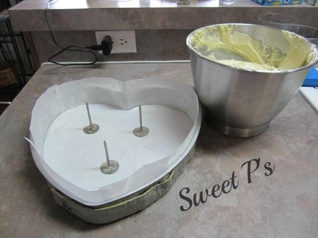 collaring cake pan