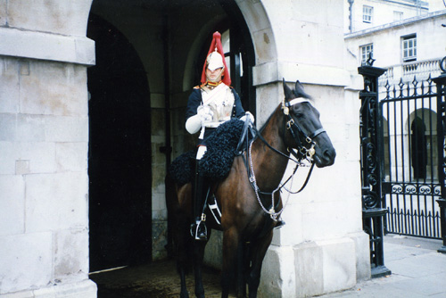 Horse Guards, Whitehall
