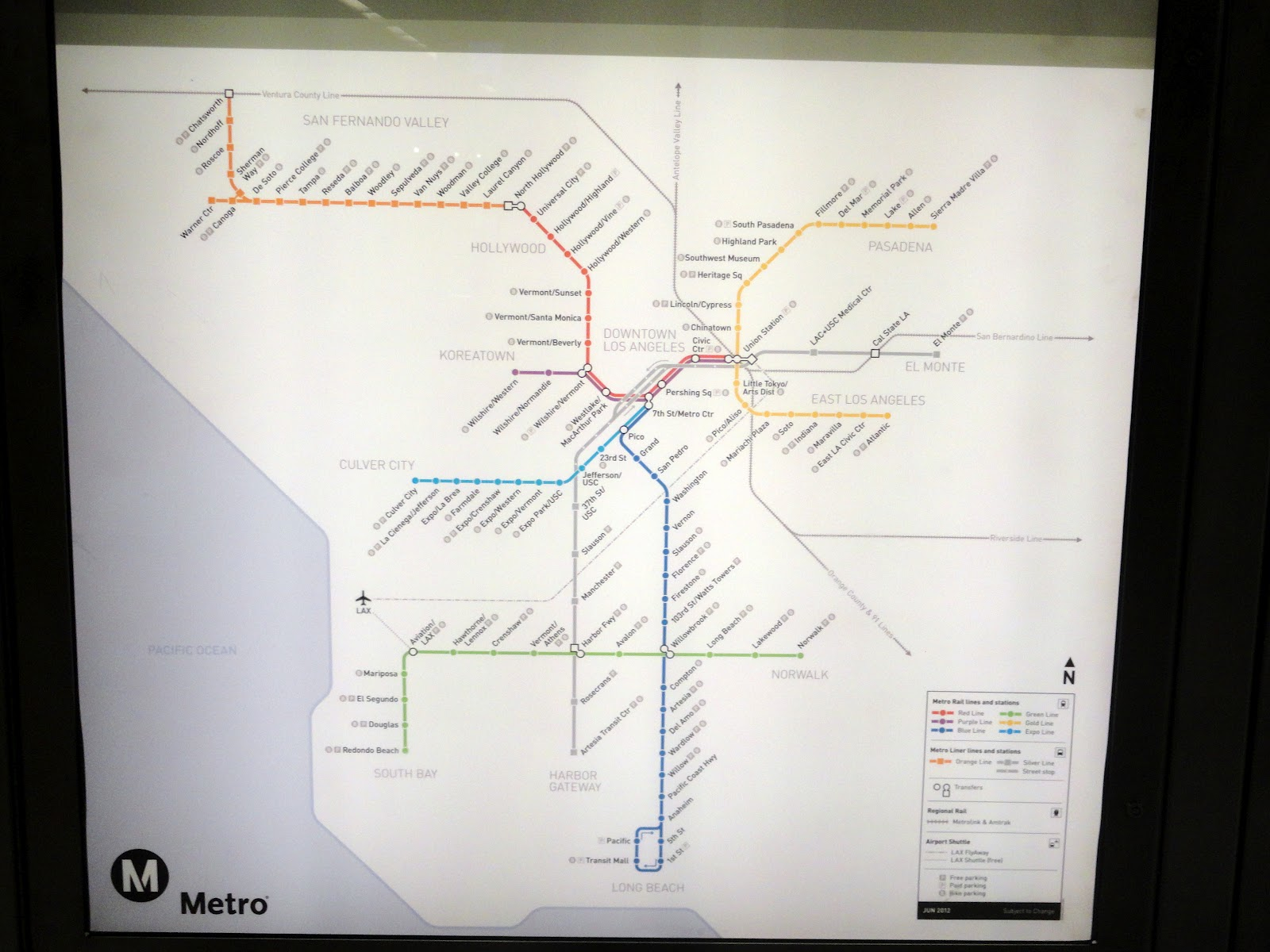two line extensions Metro is opening this spring—the Gold Line ...