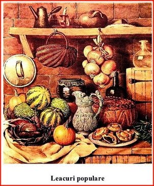 Leacuri babesti - Medicina traditionala romaneasca