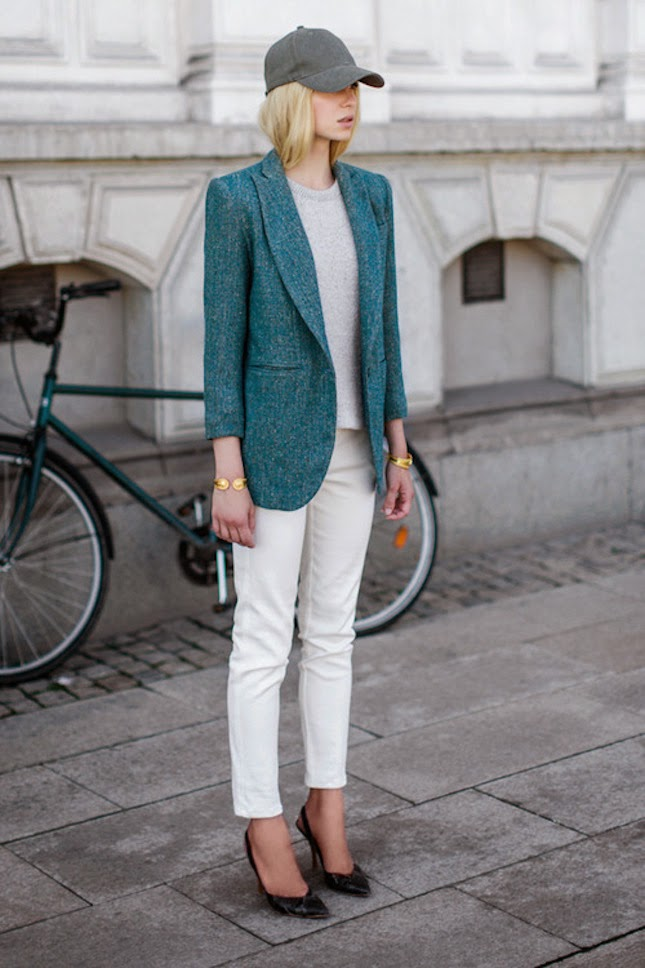 10 Maneras de Vestir de Blanco e ir a la Moda
