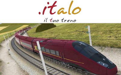 treno italo in arrivo nel prossimo settembre 2011