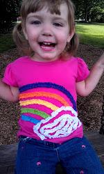 Jessica, age 3