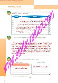 6.Sinif  Turkce Doku Yayinlari Ogrenci Calisma Kitabi Sayfa 56